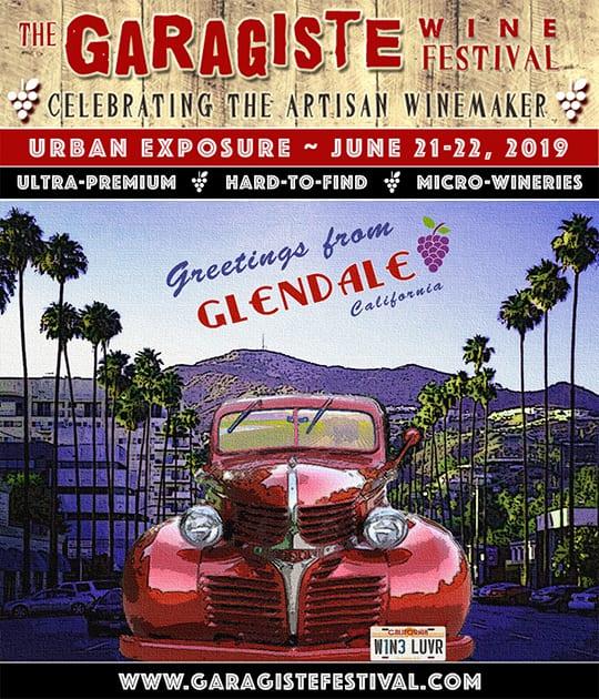 2019 LA Garagiste Wine Festival