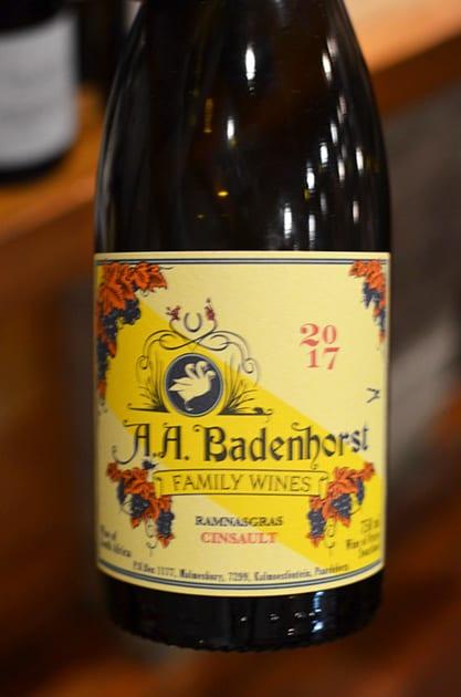 A. A Badenhorst Cinsault