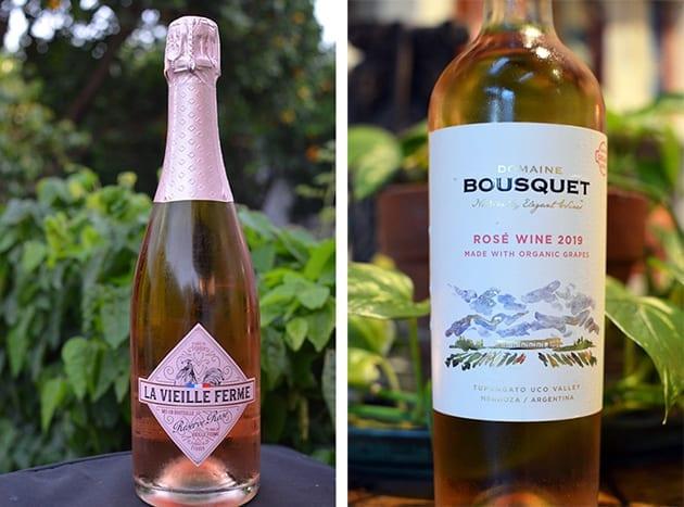 International Rosé Day Wines
