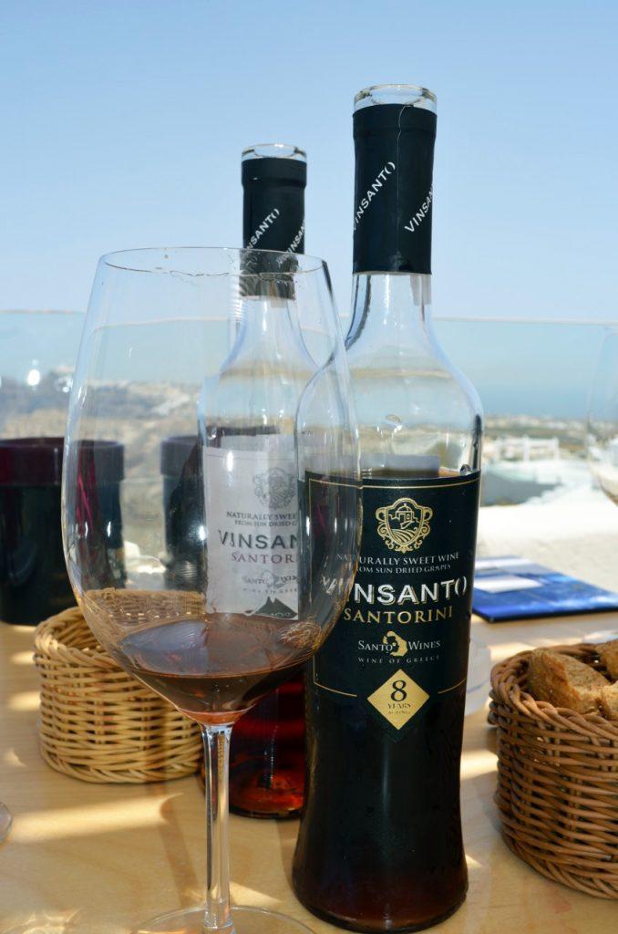 Santo Wines Vinsanto