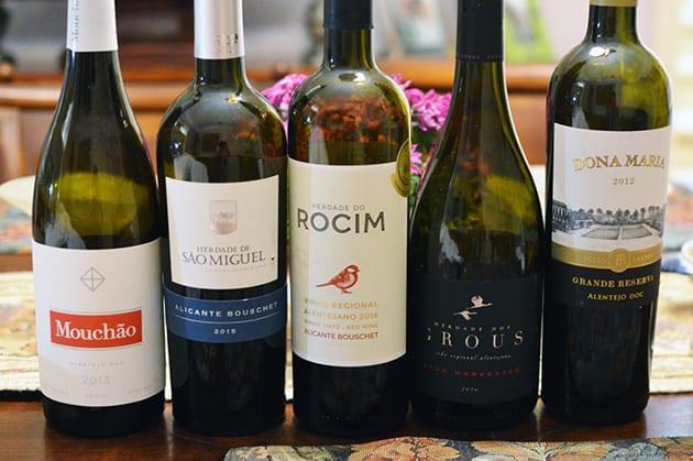 Alentejo Alicante Bouschet Wines