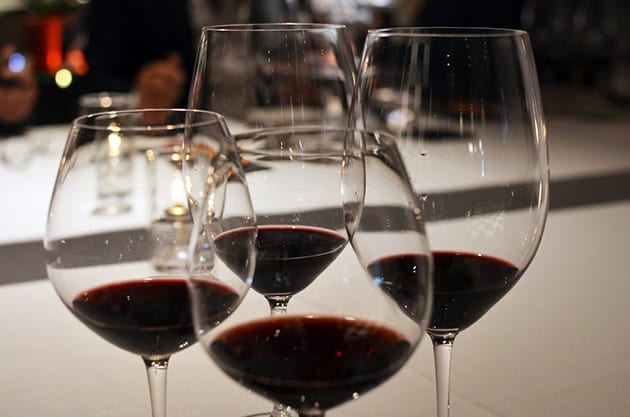 The Red Wine