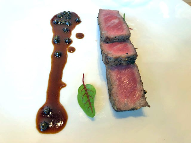 Napa Valley Grille Australian Wagyu NY Strip Steak