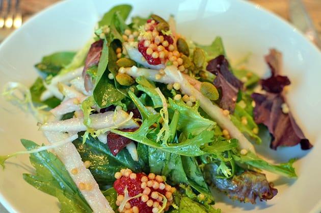 Napa Valley Grille Autumn Menu Salad