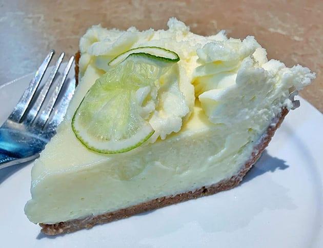 TooJay's Deli Key Lime Pie