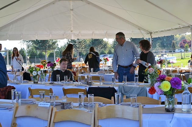 Field & Vine Farm to Table Event