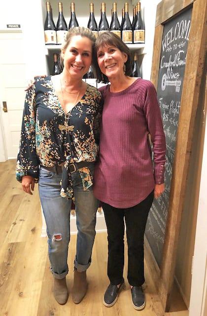 Wendy Horvath & Cori Solomon