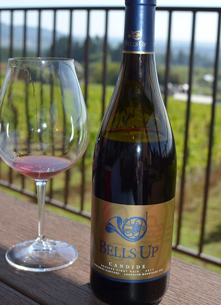 Bells Up Candid - Wine Music