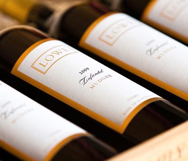 Lowe Wines Zinfandel