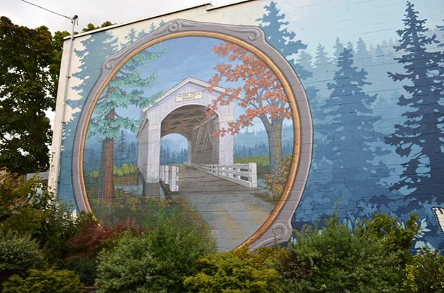 Cottage Grove Mural