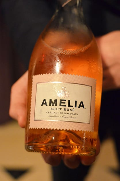 Amelia Brut Rosé