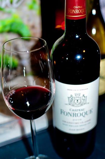 Bordeaux Wine Château Fonroque
