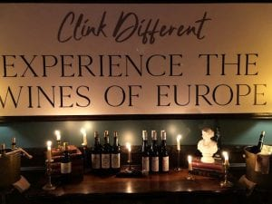 Clink Different Experience the Wines of Europe