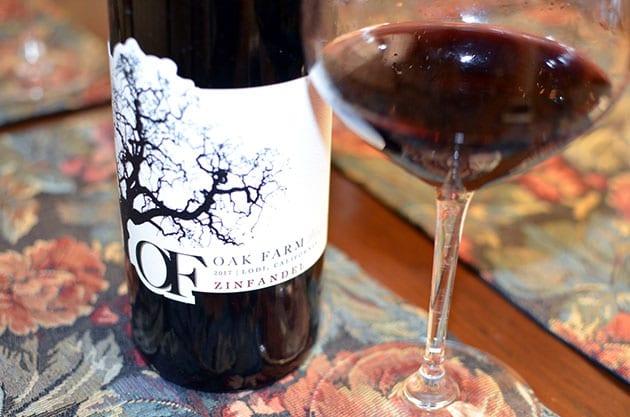 Oak Farm Vineyards Zinfandel Wine