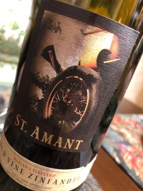 St. Amant Marian's Vineyard Zinfandel
