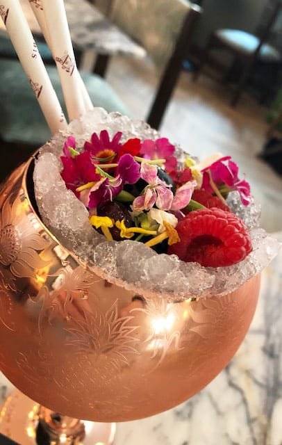 Sibling Rival Valentine's Day Cocktail