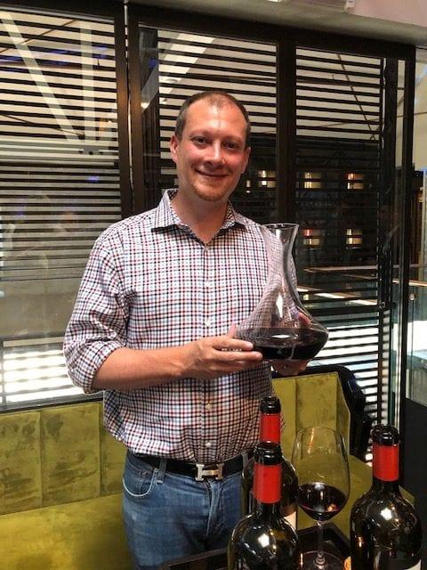Justin Seidenfeld- Winemaker Rodney Strong Vineyards