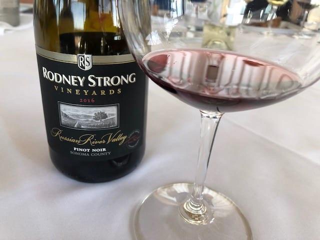 Rodney Strong Pinot Noir Russian River Valley