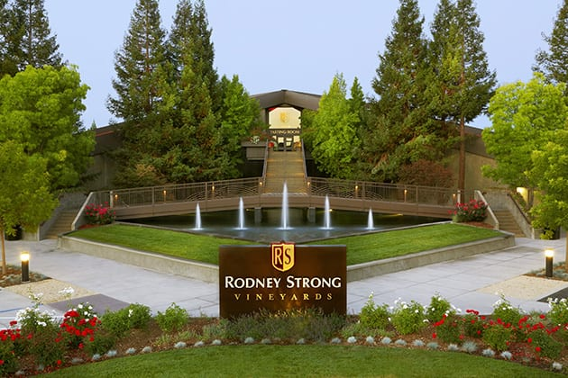 Rodney Strong Tasting Room