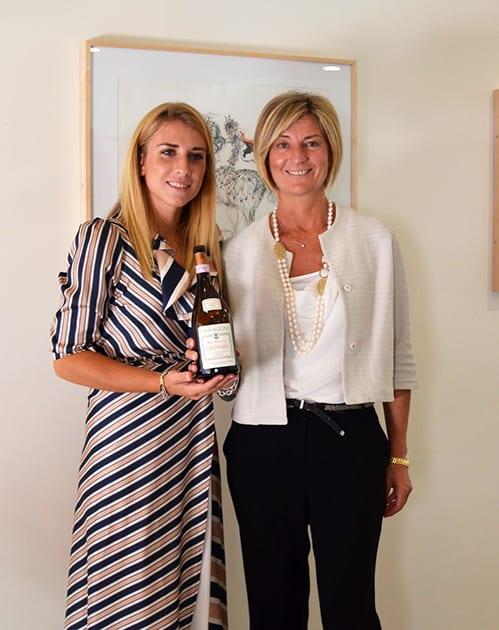 Alessia and Cinzia Travaglini