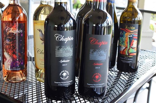 Chapin Family Vineyards Aglianico