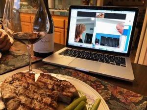 Virtual Dinners