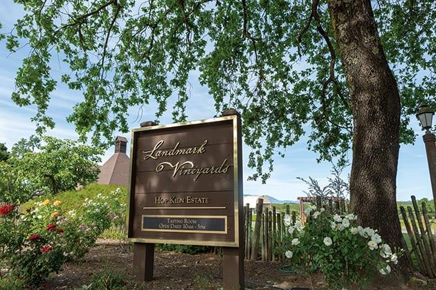 Landmark Vineyards Hop Kiln Estate