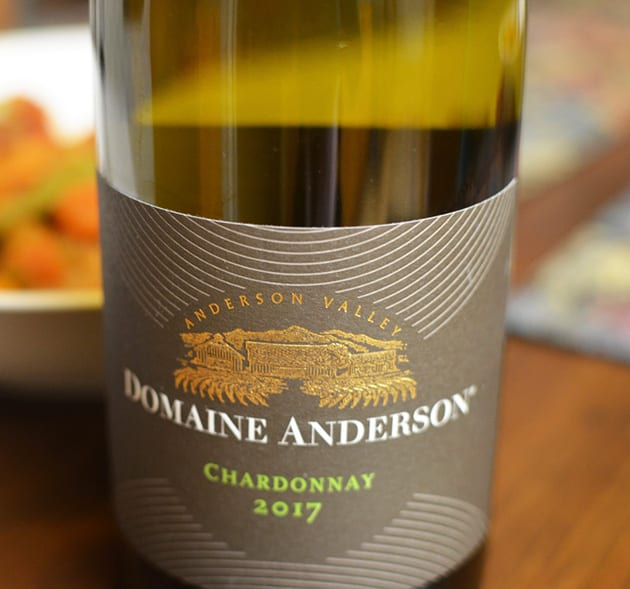 Domaine Anderson Estate Chardonnay