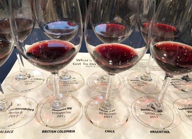 Lesser-know Pinot Noir Regions