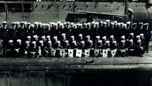 USS Besugo SS321 Crew