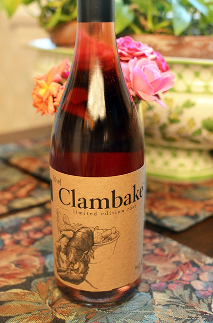 Clambake Wines Rose