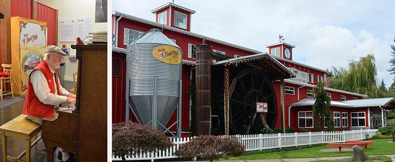 Bob's Red Mill - Mt. Hood Territory