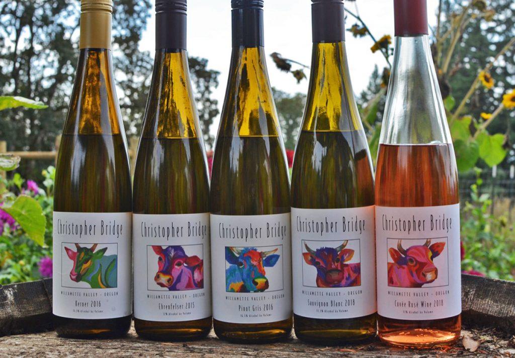 Christopher Bridge Wines - Mt. Hood Territory