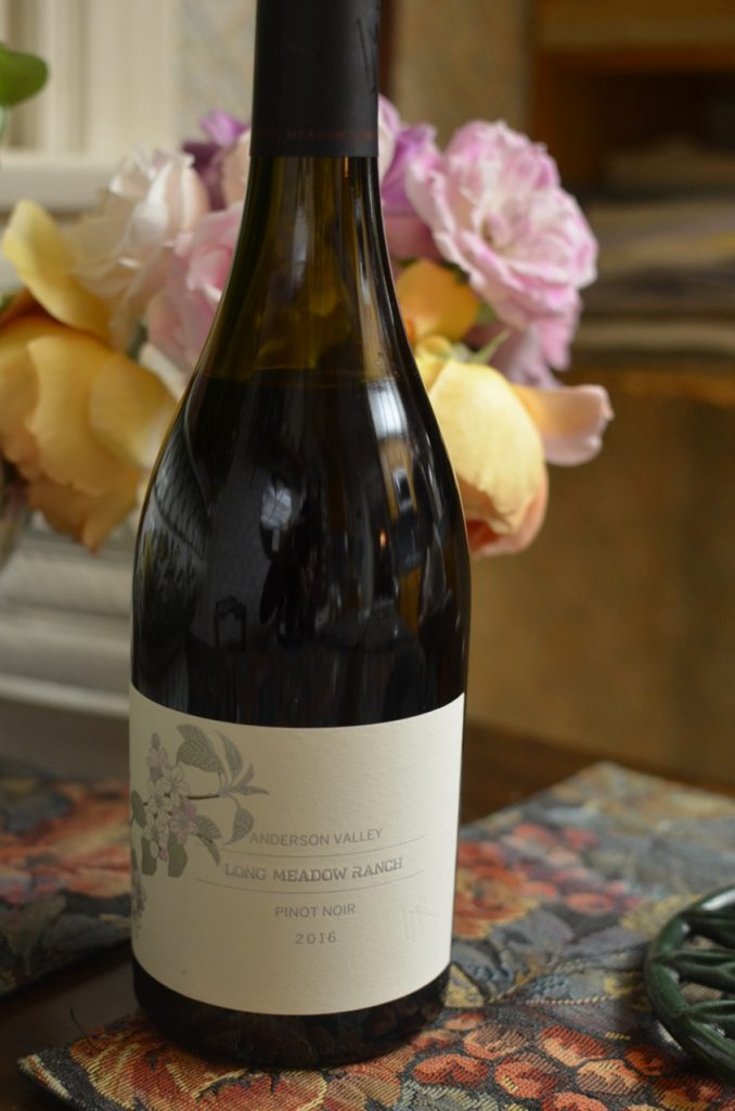 Long Meadow Ranch Pinot Noir