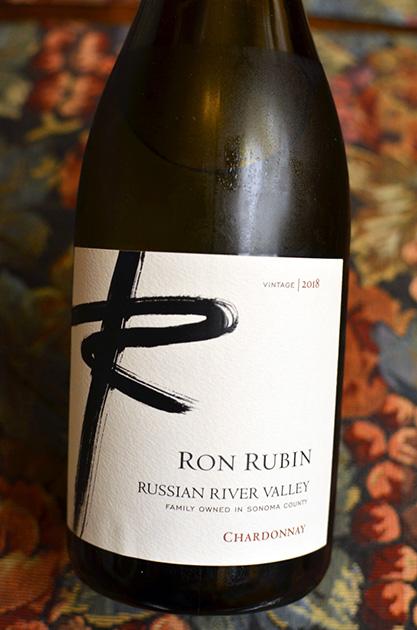 Ron Rubin Winery Russian River Valley Chardonnay