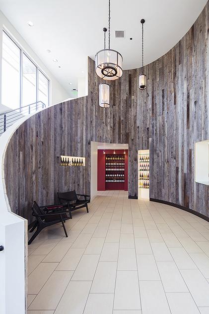 Ron Rubin Winery Interior © Ron Rubin Winery