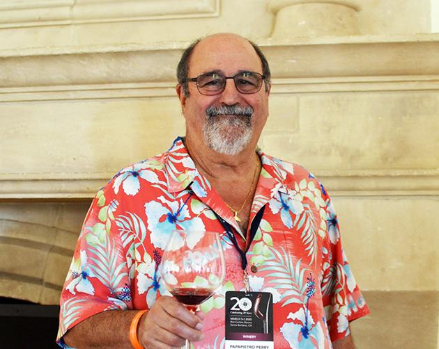 Ben Papapietro - Proprieter-Winemaker Papapietro Winery