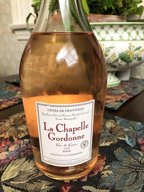 Chateau La Gordonne La Chapelle Gordonne