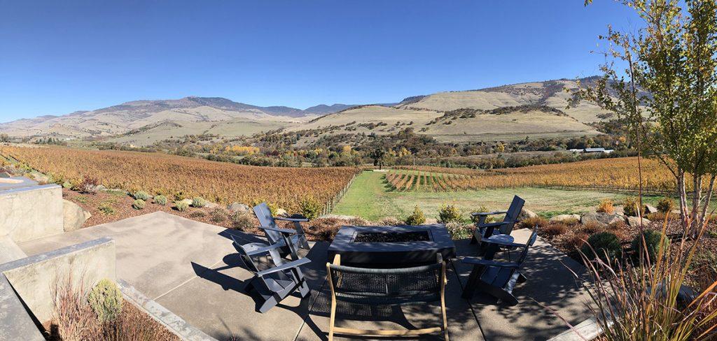 Irvine & Roberts Vineyards Ashland Winery