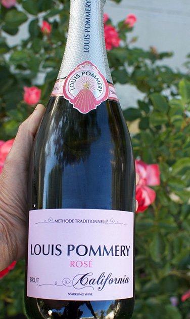 Louis Pommery Rose Brut