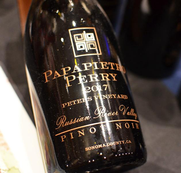 Papapietro Perry Peters Vineyard Russian River Valley Pinot Noir
