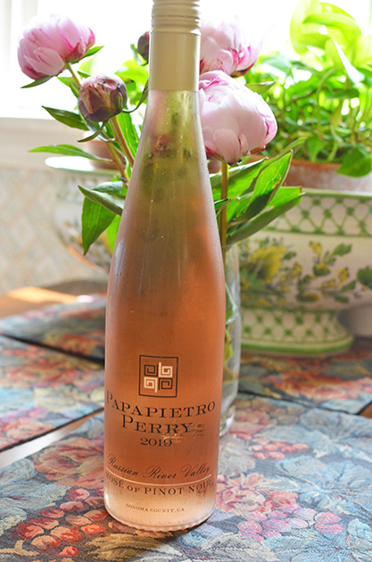 Papapietro Perry Russian River Valley Rose of Pinot Noir