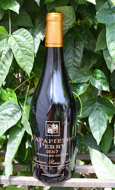 Papapietro Pomard Clones Russian River Valley Pinot Noir