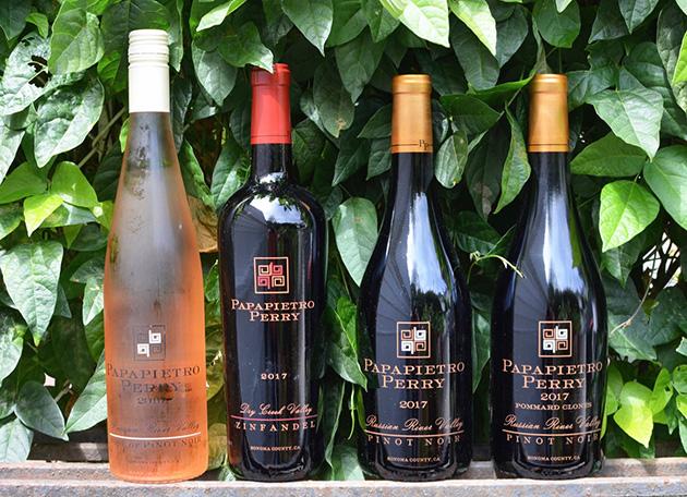 Papapietro Perry Wines