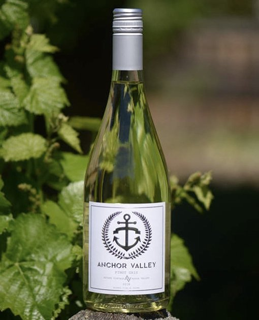 Anchor Valley Wine Pinot Gris