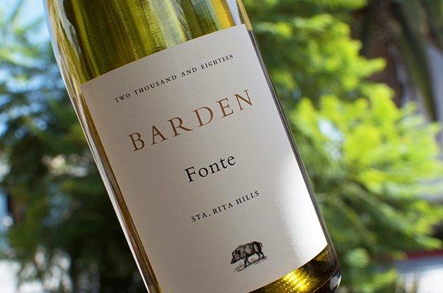Barden Fonte