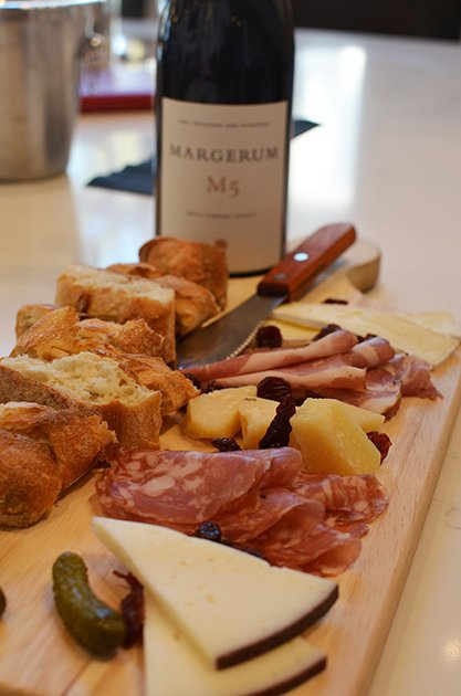 Cheese Platter with Margerum M5
