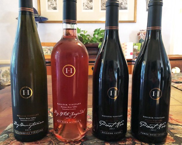 Halleck Vineyard Wines