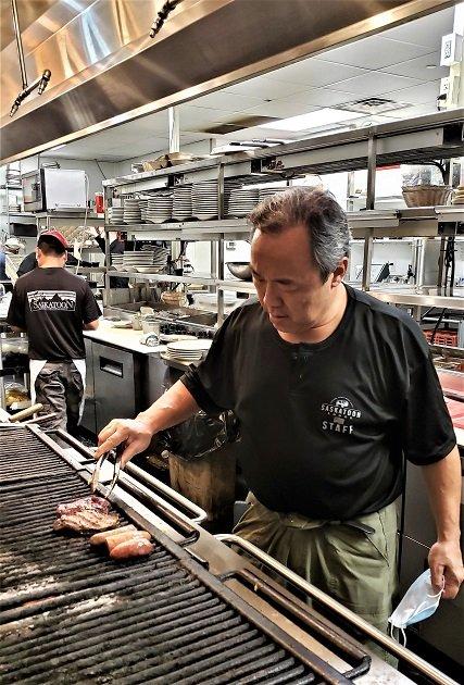 Saskatoon Chef Edmund @ CLARK