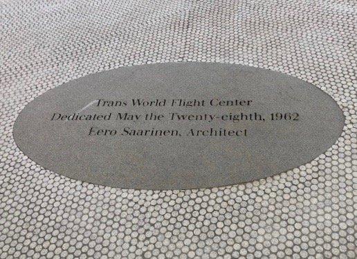 TWA Hotel Dedication